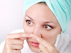 Маски против черных точек на носу