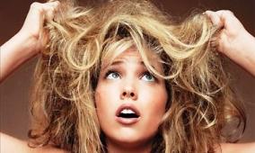Маски для сожженных волос