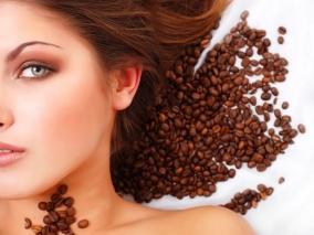 Маска из кофе с медом для лица