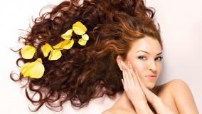 Маска для волос с солкосерилом поможет вернуть волосам блеск и силу