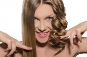 Маска для выпрямления волос