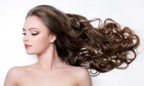 Маска из лука для волос