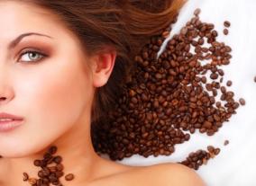 Маска из кофейной гущи для волос