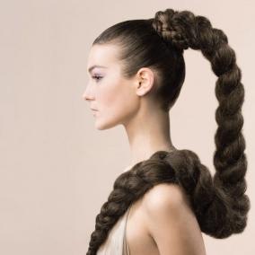 Маска с репейным маслом для роста волос
