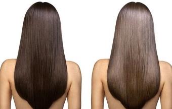 Маски для волос с эффектом ламинирования