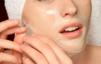 Невероятный эффект желатиновых масок для лица