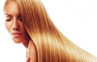 Маска для волос из желатина - ламинирование