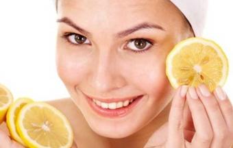 Лучшие маски с лимоном