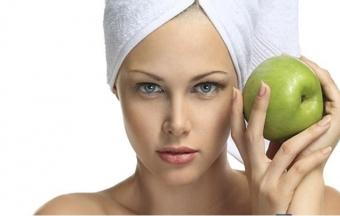 Яблочная маска для лица - рецепты, советы