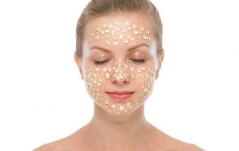 Рецепты масок для лица из овсянки