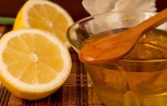 Мед и лимон - ингредиенты для красоты лица