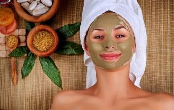 Маски для бани: лицо и тело