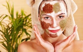 Отшелушивающая маска для ровного цвета лица