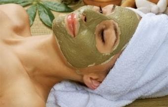 Маски с зеленой глиной для лица