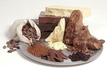 Маски с какао-порошком и маслом